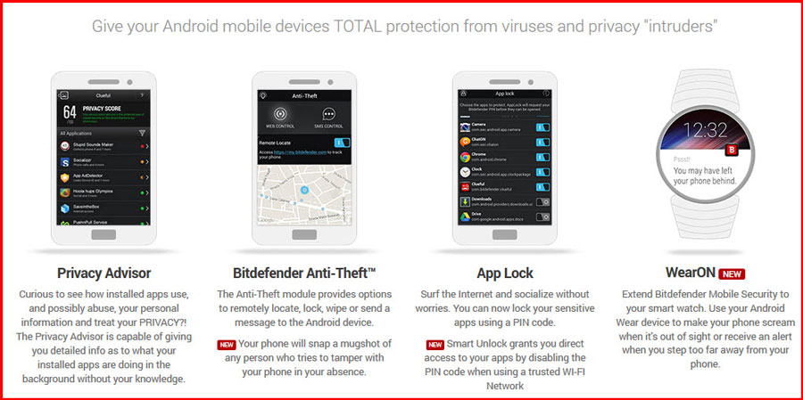 Bitdefender Mobile Security Coupons