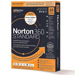 Norton 360 Standard BOX