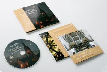 CD-Cover Posaunenchor Handschuhsheim