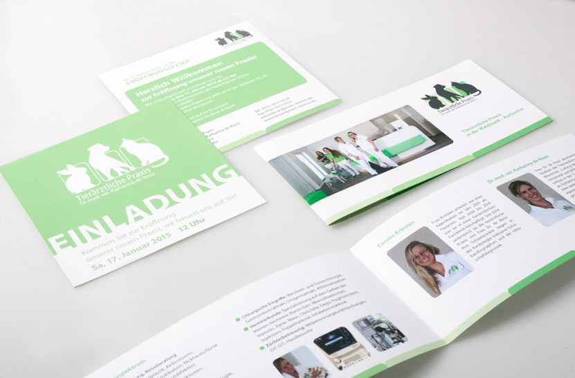 Tierarztpraxis Katharina de Rossi | Praxiseinladung