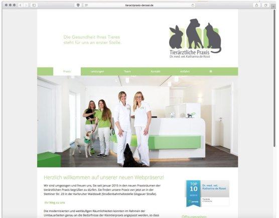 Tierarztpraxis Katharina de Rossi