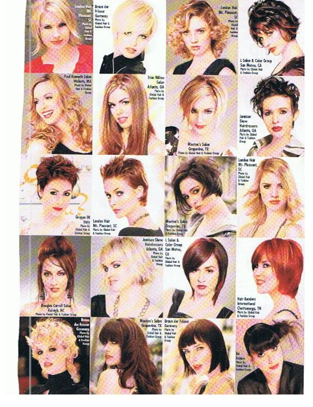 Sara Racey Trabizi For Sophisticates Hairstyle Guide