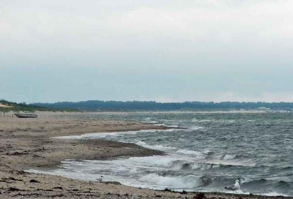 Stranden i Tisvildeleje