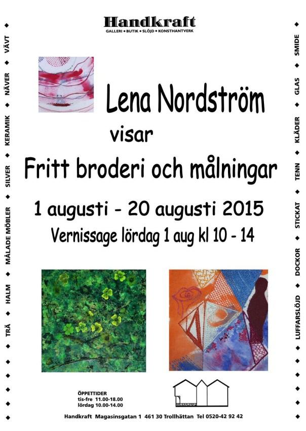 Inbjudan Utställning