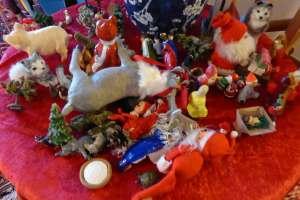 Oredan på julbordet