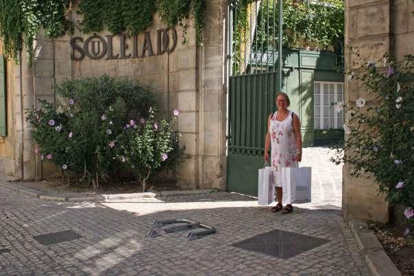 Museet Souleiado och Butik, Tarascon, Frankrike
