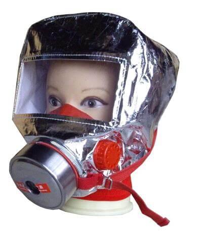 Mặt nạ chống khói – Giải pháp an toàn khi hỏa hoạn