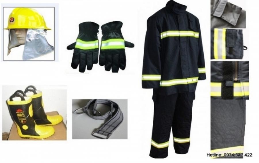 Quần áo chống cháy – bảo hộ an toàn tính mạng con người