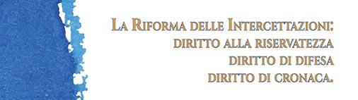 Convegno AIGA Catania 2018 - La riforma delle intercettazioni