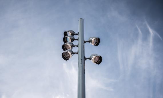 FLOW S+J Mobilier éclairage urbain Antoine Golinvaux Designer Valmont