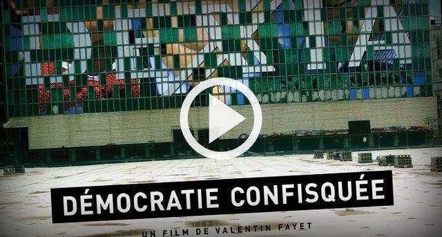 démocratie confisquées-Babary Antoine