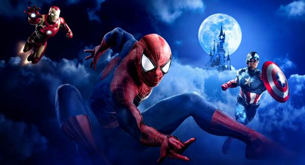 Spiderman games-Babary Antoine