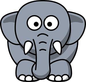 comment on mange un éléphant métaphore productivité