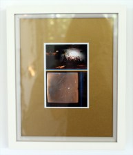 Pavo (xx) aquarium - digital print on Ilford Galerie Metallic Gloss 260gram paper, edition of 1