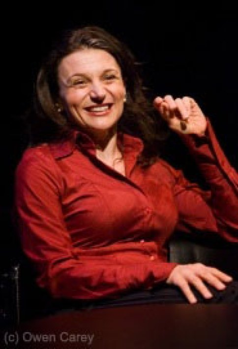 as Diane in THE LITTLE DOG LAUGHED at Portland Center Stage, directed by Chris Coleman