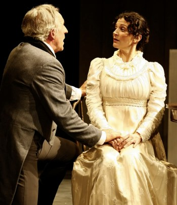 as Mrs. Harford with Daniel J. Travanti in Friendly Fire's A TOUCH OF THE POET, directed by Alex Lippard