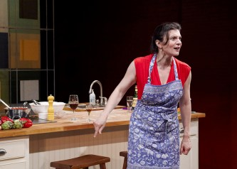 as Giulia in I LOVED, I LOST, I MADE SPAGHETTI at Hartford TheaterWorks, directed by Rob Ruggiero