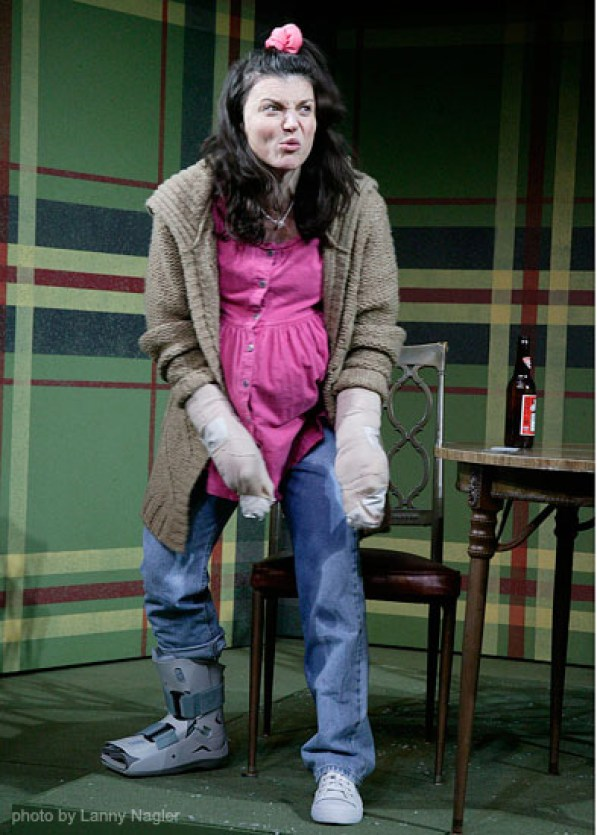 as Pattie in KIMBERLY AKIMBO at Hartford TheaterWorks, directed by Rob Ruggiero