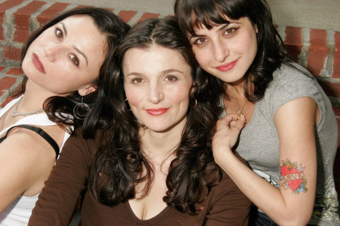 as Rachel with Angela Rauscher and Margo Neely in Richard Vetere's THREE SISTERS FROM QUEENS