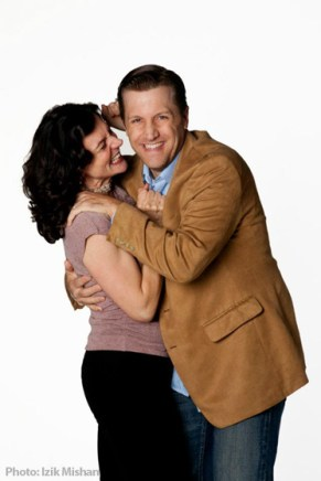 as Annabelle with Scott Foster in the National Tour of YOU SAY TOMATO, I SAY SHUT UP!, directed by Darren Katz