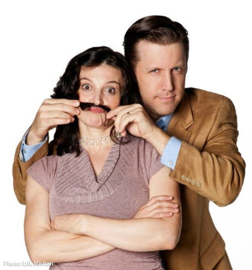 as Annabelle in the National Tour of YOU SAY TOMATO, I SAY SHUT UP! with Scott Foster, directed by Darren Katz