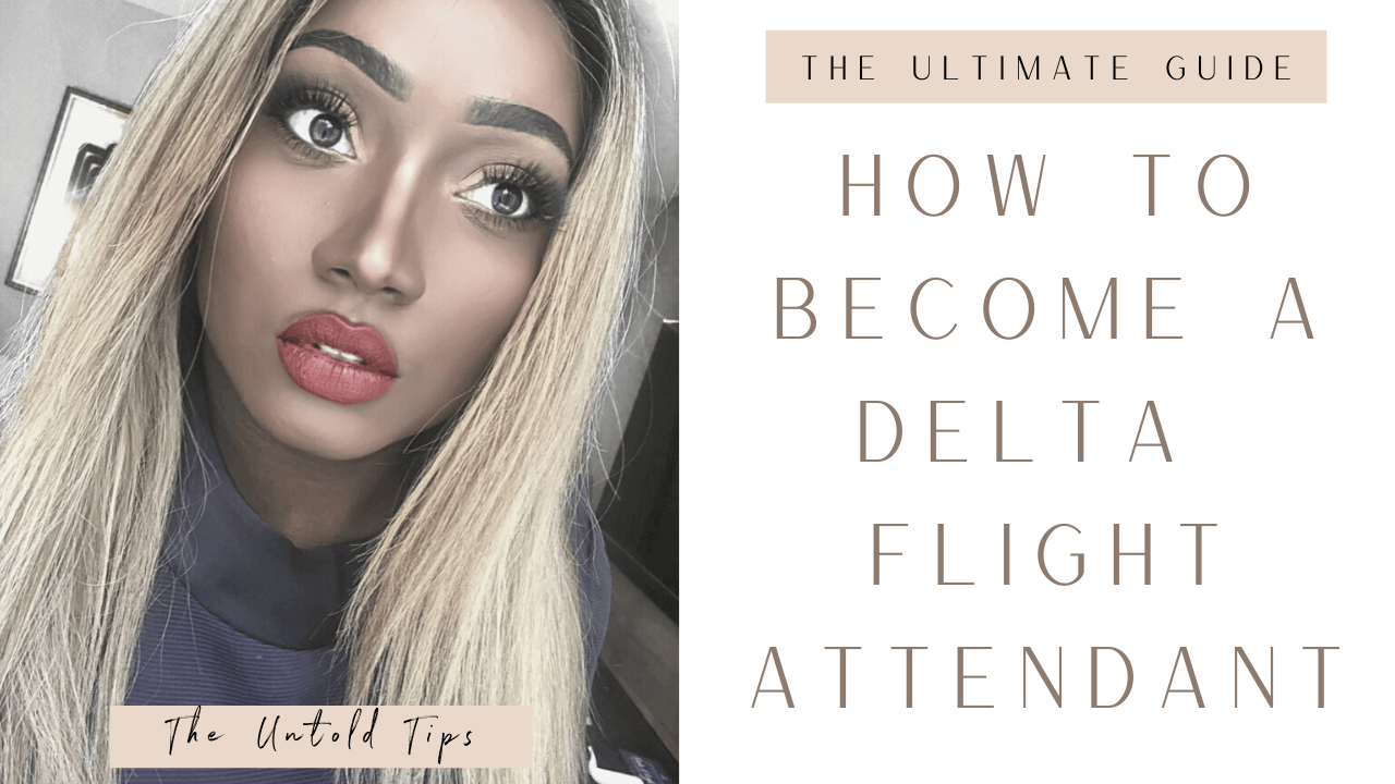 how to become a delta flight attendant