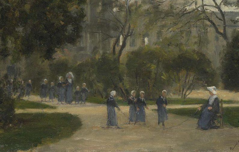 Photo of ألدو بالازيتشي – راهبات يتجولن