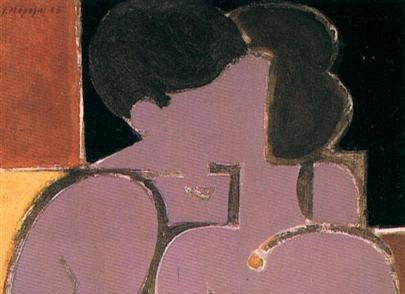 صورة المسافة السحرية – كارل ماركس إلى زوجته جيني