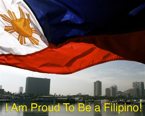 Philippine Flag Large