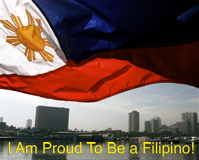 Philippine Flag Small