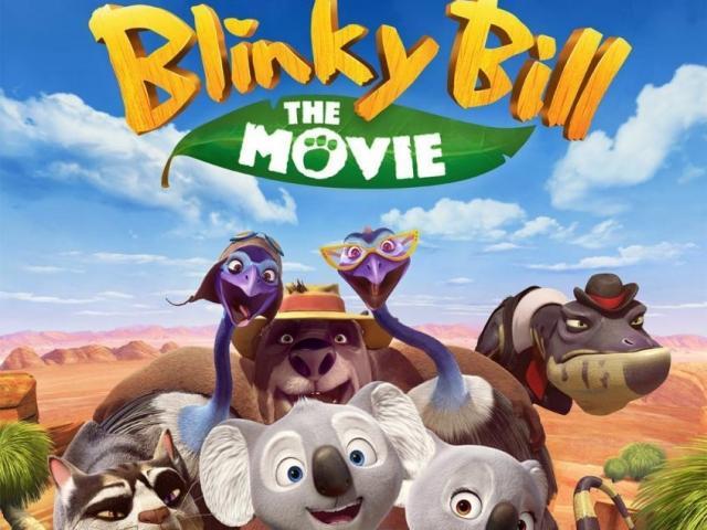 Blinky Bill. Teatro Principal
