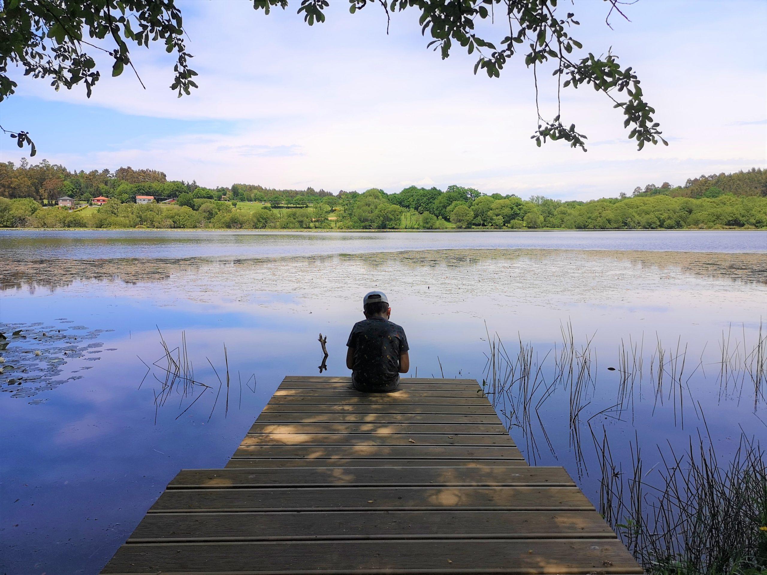 Laguna de Sobrado dos Monxes. Más de quince razones que harán que quieras visitar las comarcas de Arzúa y Melide + Vilasantar