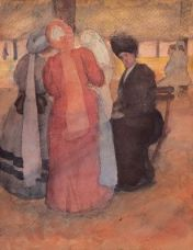 U parku (In the Park), 1908.