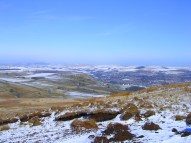 View from Holcombe Moor