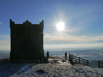 Rivington Tower late afternoon