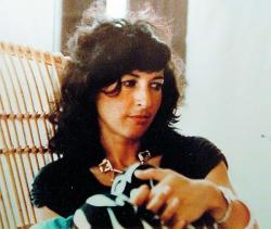 Francesca Alinovi - Foto Gazzetta di Parma