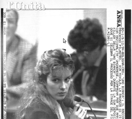 Eva Mikula - Archivio L'Unita'