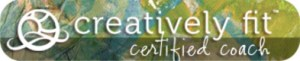 Creatively Fit Certified Coach logo