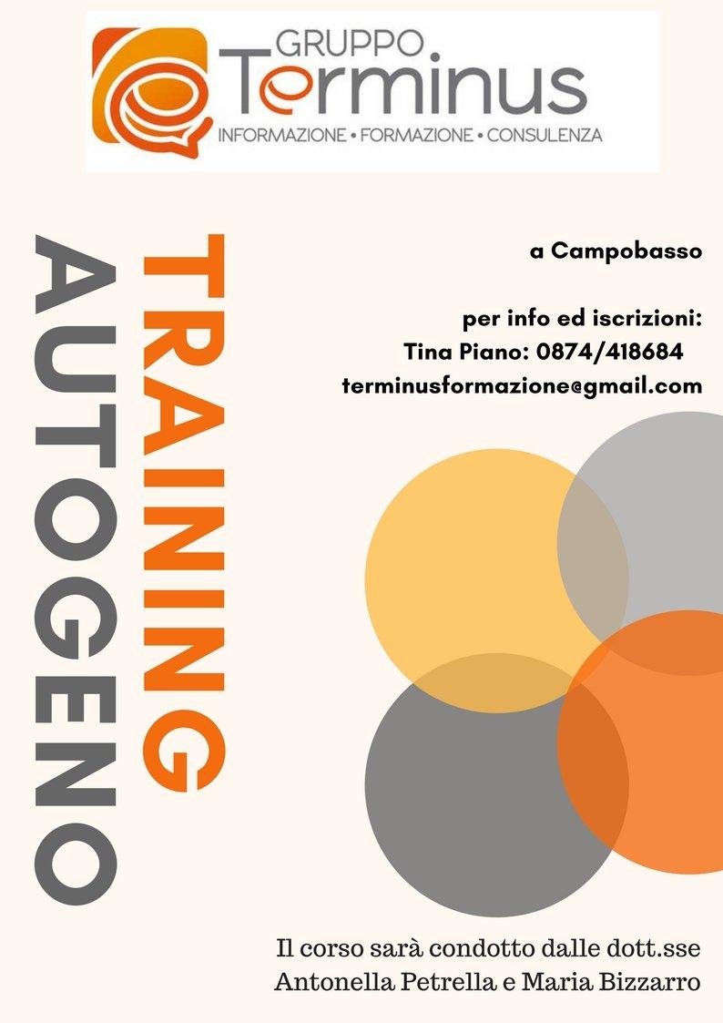Training Autogeno a Campobasso: nuovo corso
