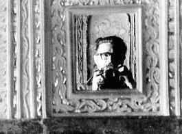 Auto retrato -  Sérgio Lima