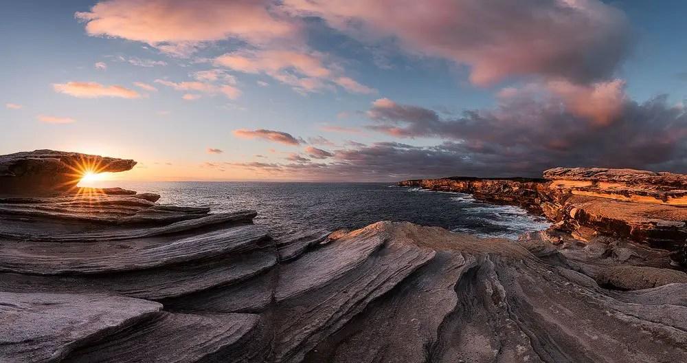 Seascape by Anton Gorlin