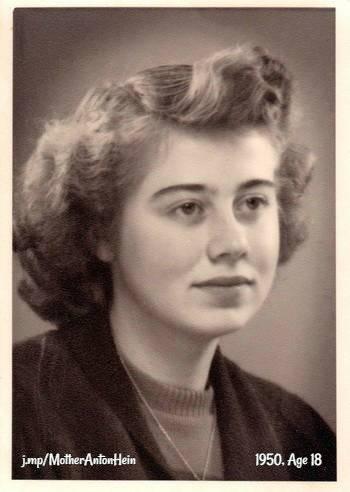 Anton Hein's mother
