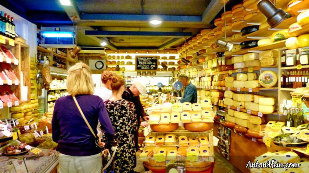 Where to buy cheese in Amsterdam
