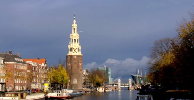 Montelbaanstoren, Amsterdam