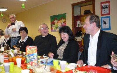 Spotkanie opłatkowe chóru św. Antoniego