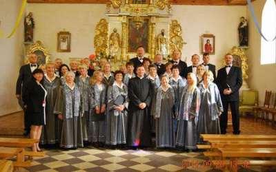 Z życia chóru świętego Antoniego