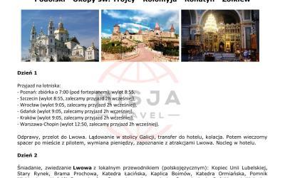 PIELGRZYMKA – Program Ukraina