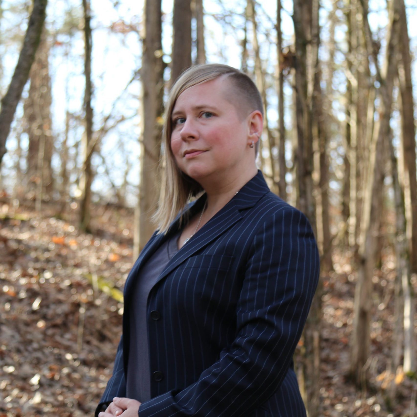 Antonia Eliason is a law professor and activist running for Congress in Mississippi.