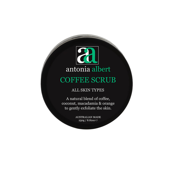 Coffee Scrub. All natural Ingredients