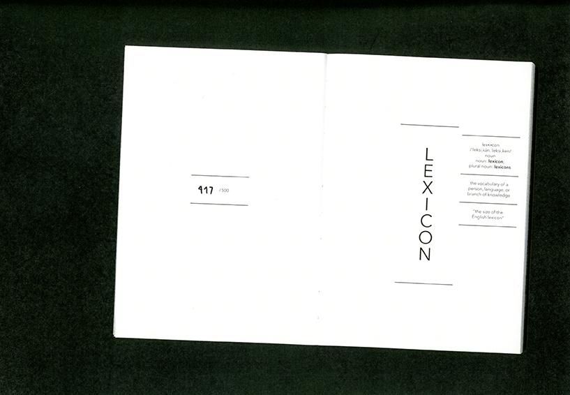 Lexicon003